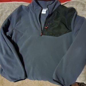 Starter 3/4 zip fleece